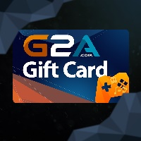 G2A Gift Card (Ваучер 1-200EURO)