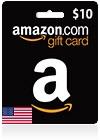 Amazon Gift Card (US) 10$