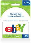 eBay Gift Card 25$ (US)