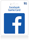 Facebook Game Card (Global) 5$