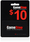 GameStop Gift Card 10$ (US)